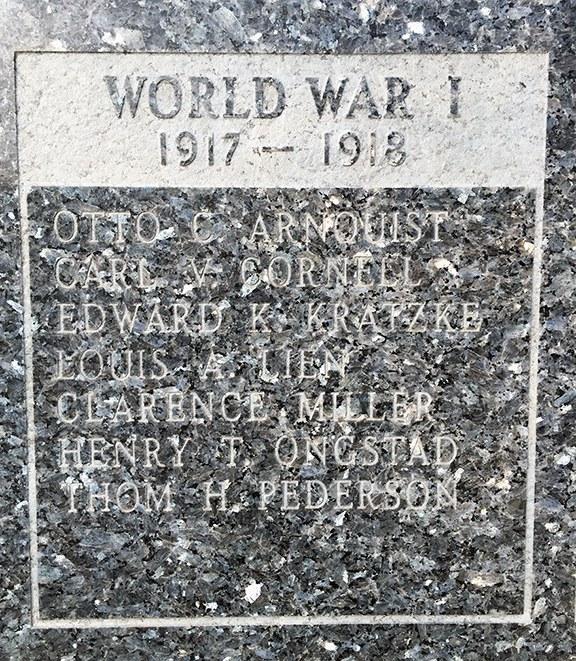 Echos of World War I.....